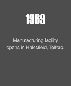 Tamlex 2021 - Company History 1969