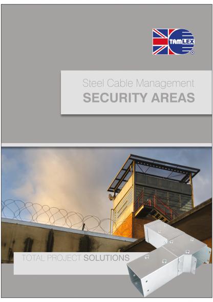 MP 250 - Tam Prison Brochure
